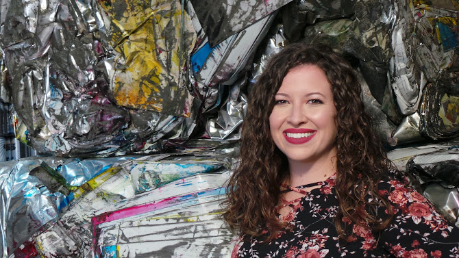 Making the world a better place: Amy Arend of United Scrap Metal